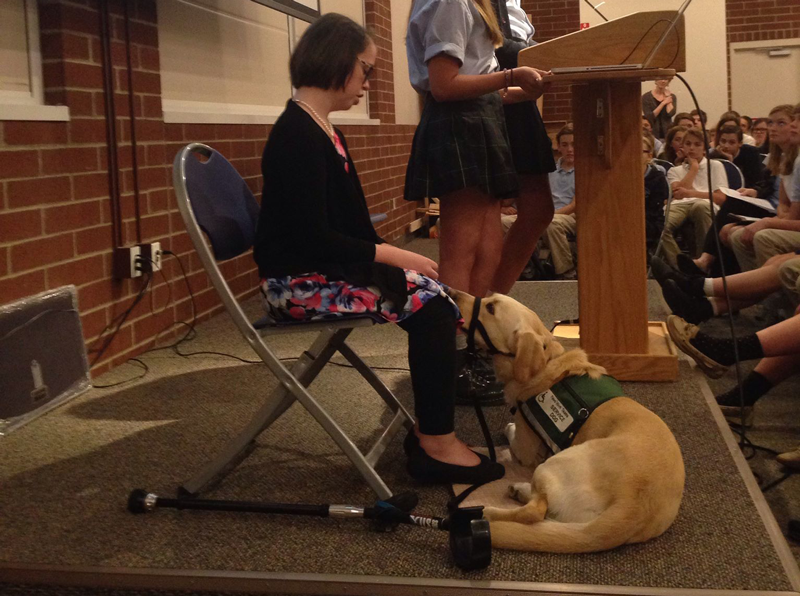 Pawsitive Possibilities Places Service Dogs with Loving Partners